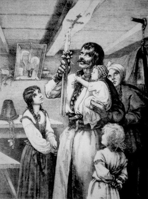 Niedzielna Eucharystia z błogosławieniem gromnic
